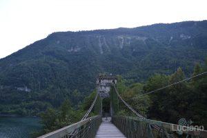 Lago del Corlo - Ponte della Vittoria - Veneto