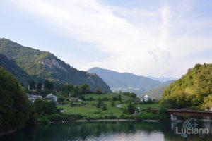 Lago del Corlo - Ponte delle Bassane - Veneto