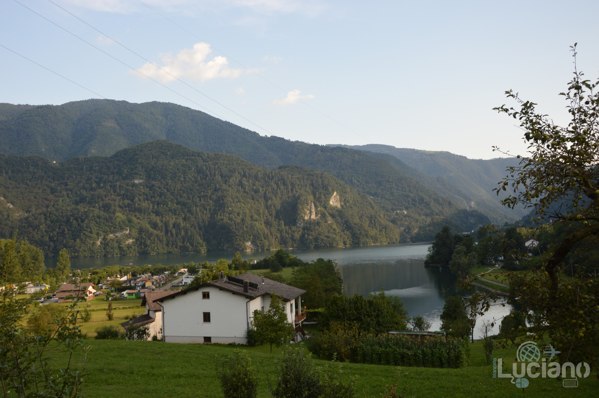 Lago del Corlo - Veneto