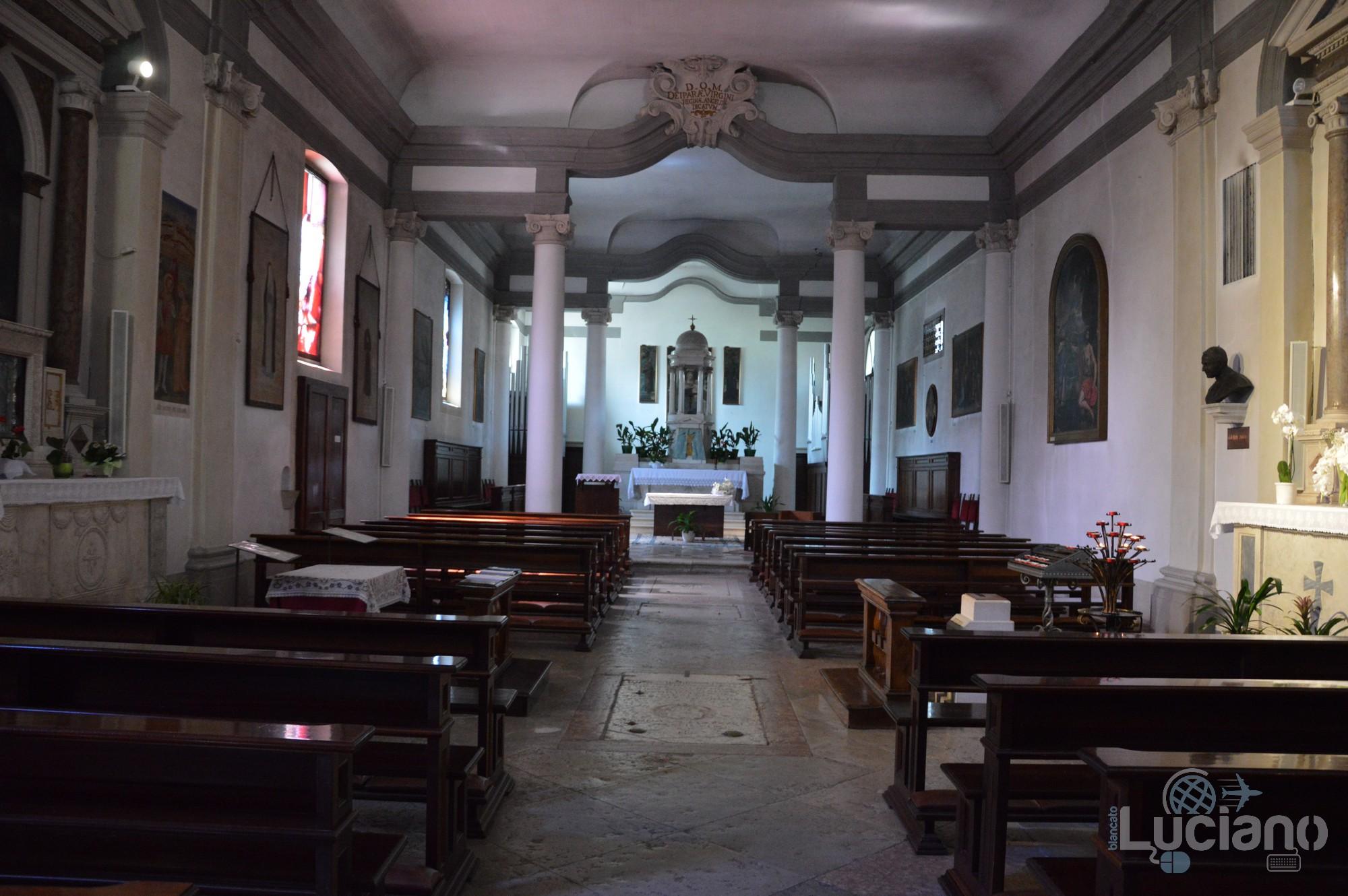 Parrocchia S. Maria Degli Angeli - Feltre -  Veneto