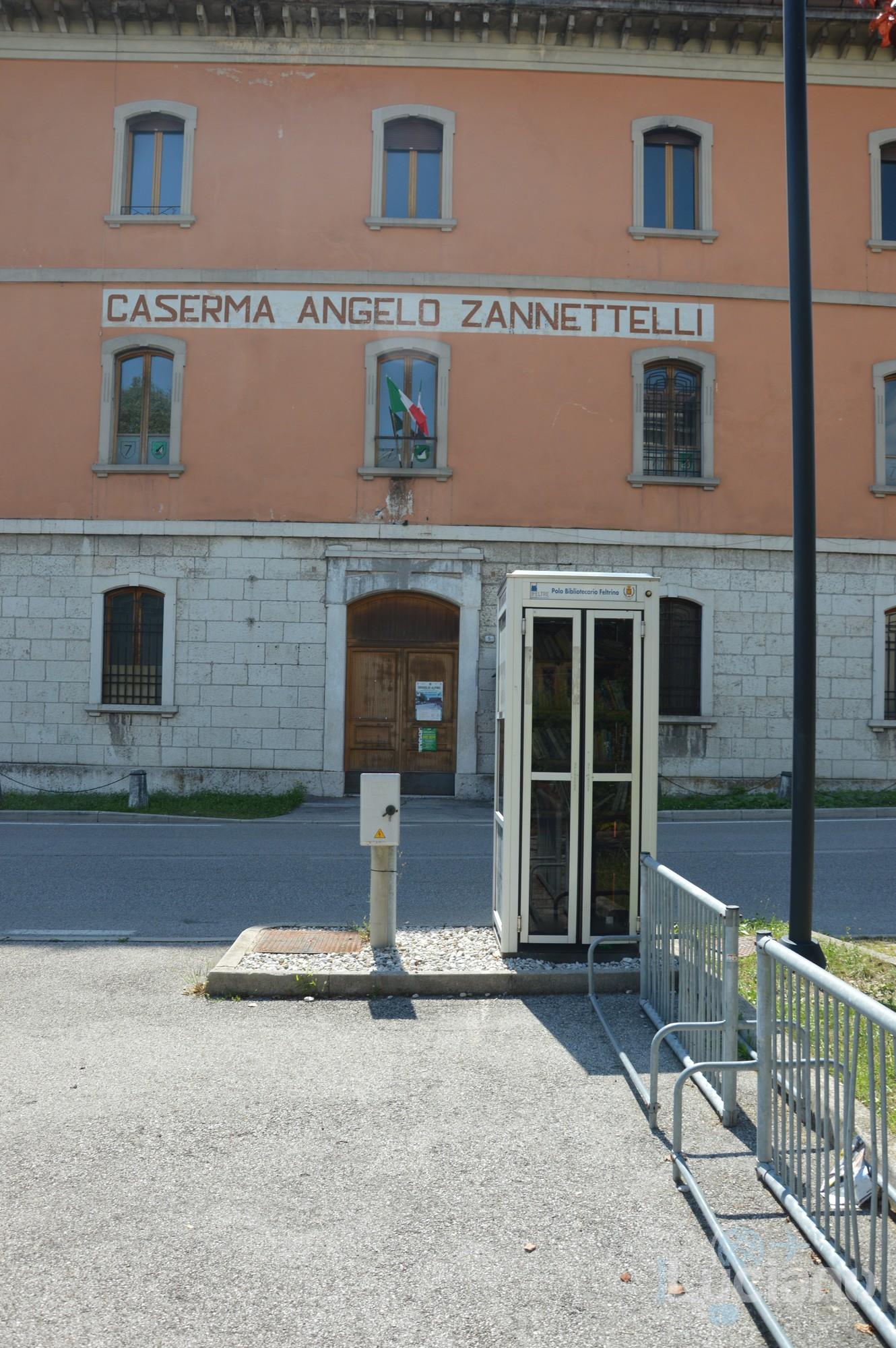 BookCrossing a Feltre -  Veneto