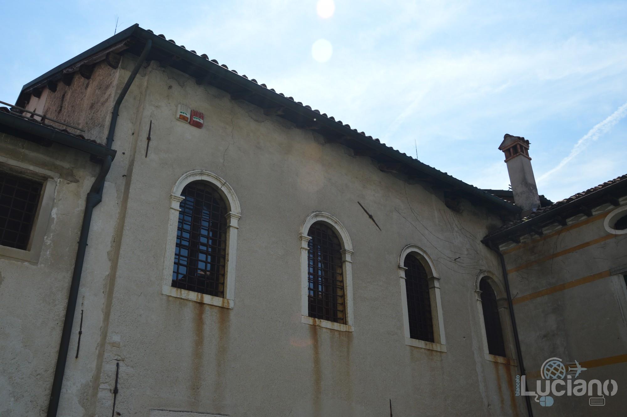 In giro per Feltre - Duomo - Veneto