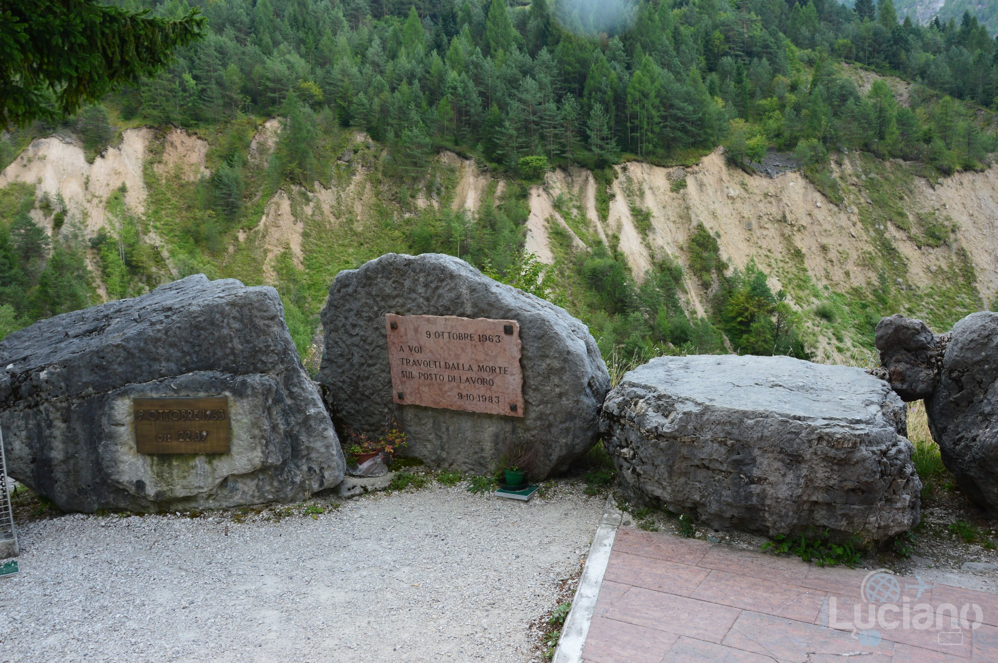 Diga del Vajont - Veneto. Tragedia del Vajont - 9 ottobre 1963