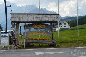 In giro per il Lago di Misurina - Malga - Veneto