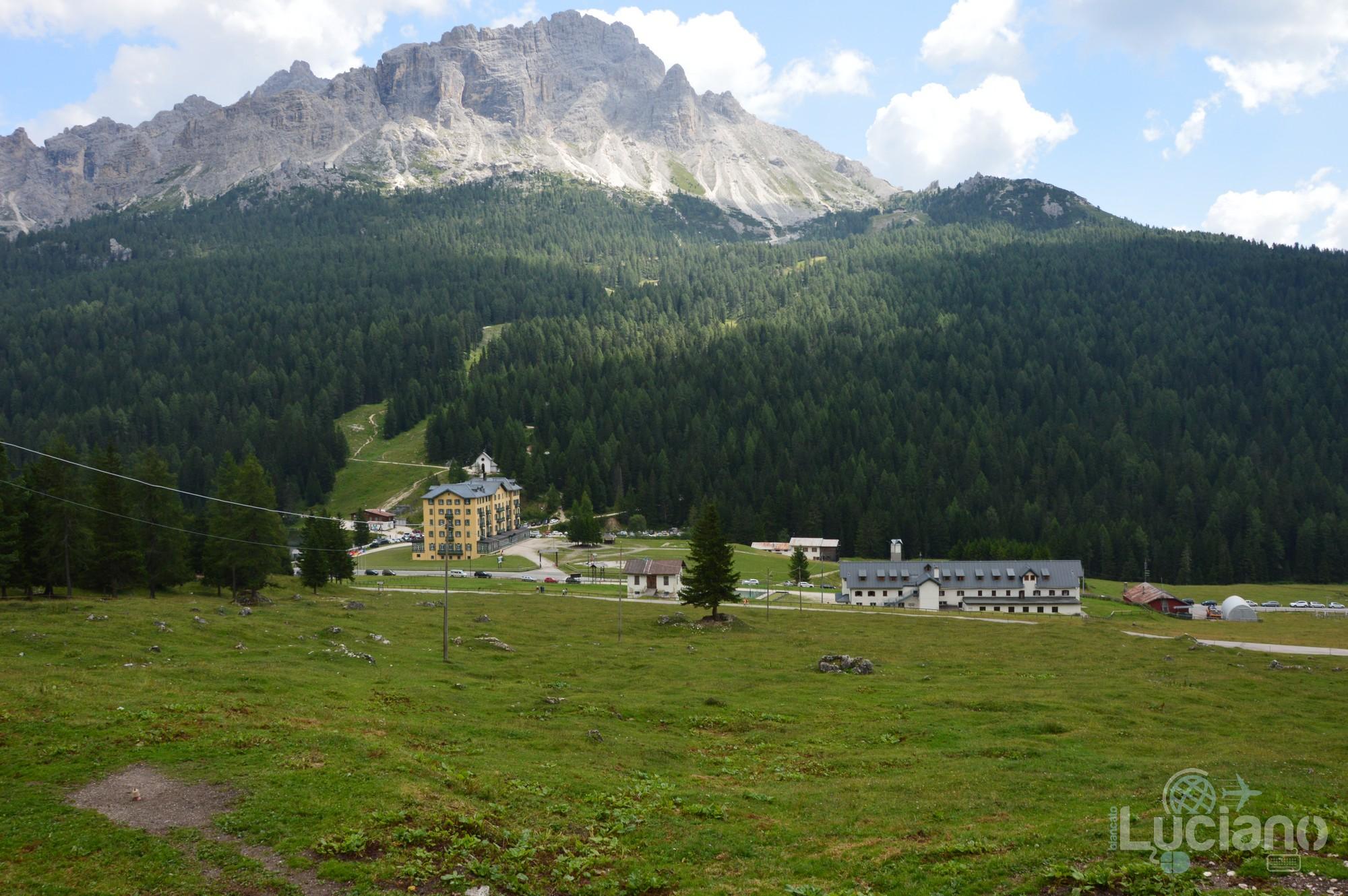 Vista sul Lago di Misurina - Veneto