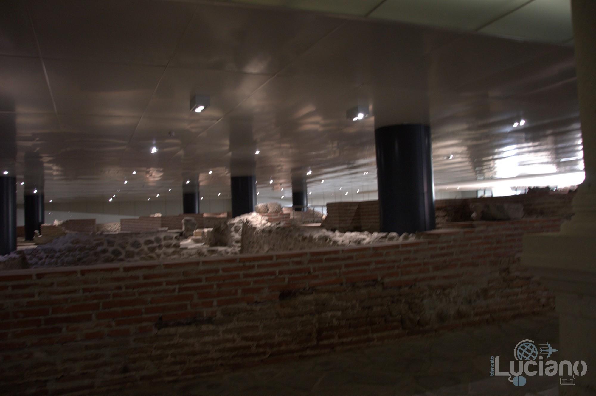 Complex Ancient Serdica комплекс Антична Сердика - Sofia - Bulgaria