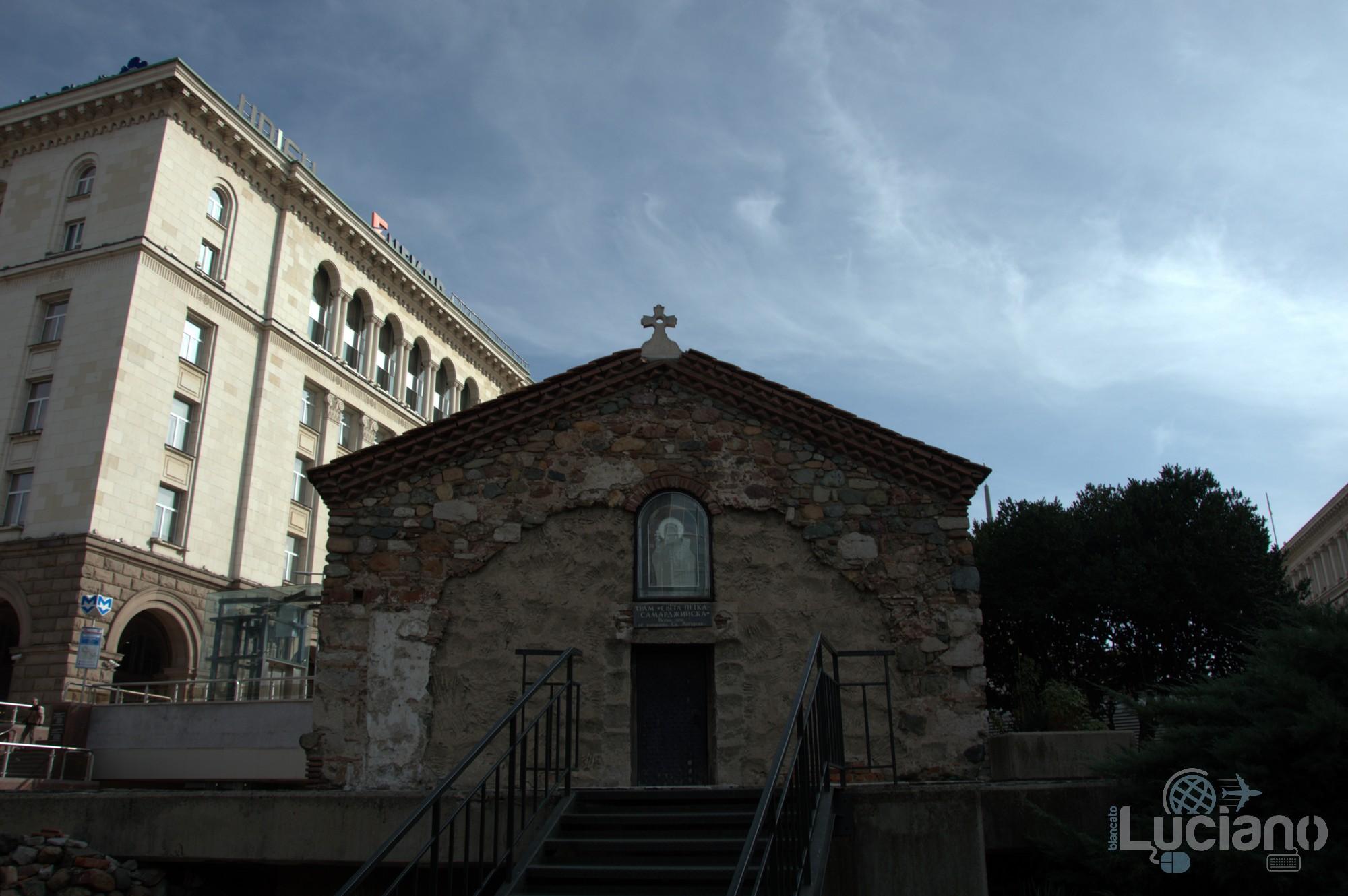 Sveta Petka Света Петка Самарджийска - Sofia - Bulgaria