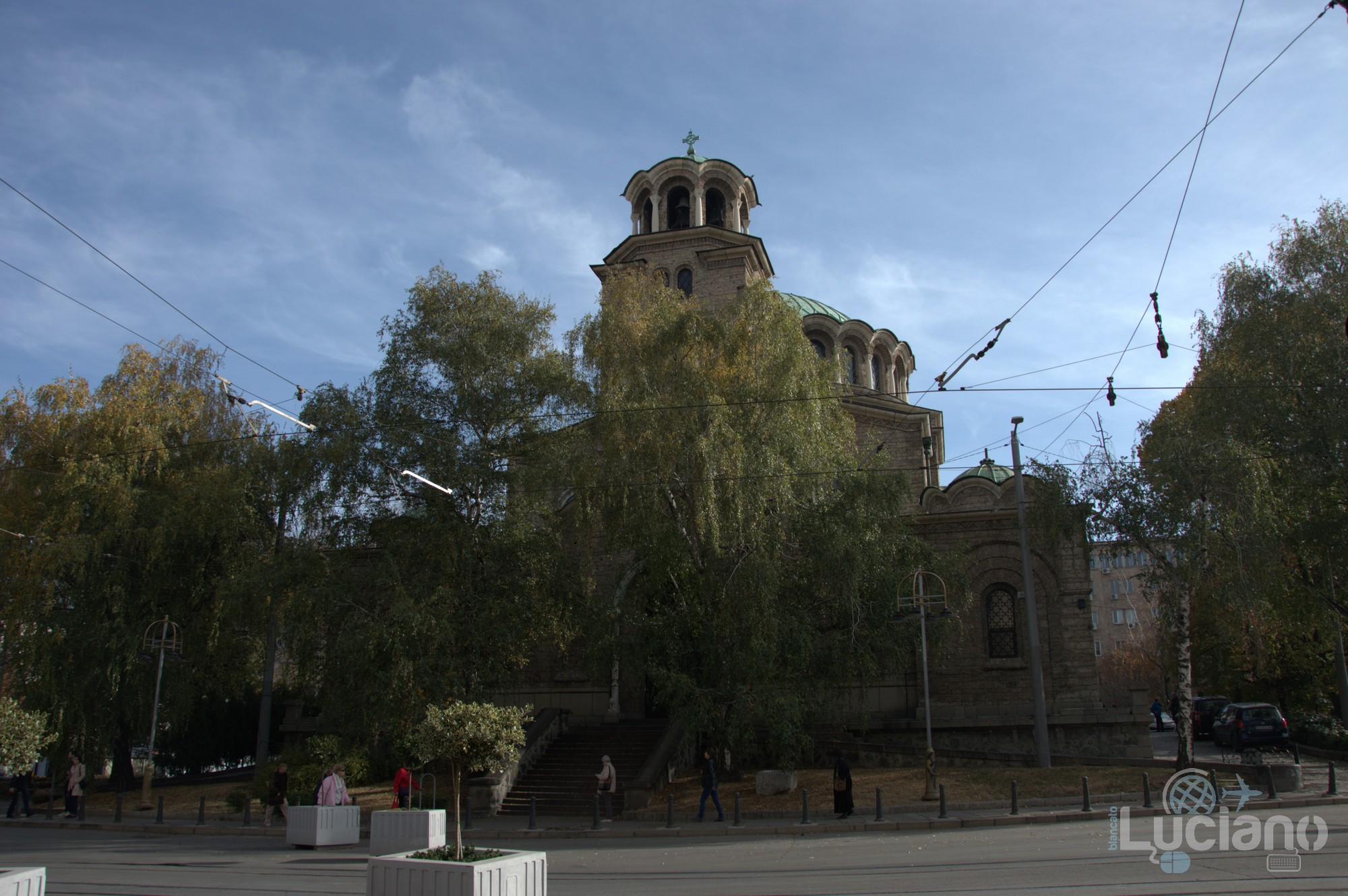 """Cattedrale di Santa Domenica Храм """"Св. Неделя"""" - Sofia - Bulgaria"""