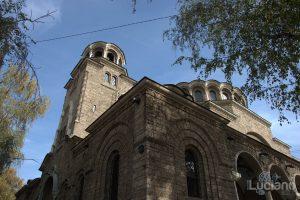 La cattedrale di Santa Domenica (църква Света Неделя) è la cattedrale ortodossa della città di Sofia, in Bulgaria.