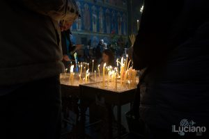 "Candele - Cattedrale di Santa Domenica Храм ""Св. Неделя"" - Sofia - Bulgaria"