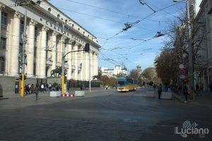Palace of Justice Съдебна палата - Sofia - Bulgaria