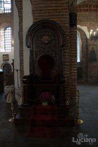 "interno della Chiesa Sveta Sofia - Храм ""Света София"" - Sofia - Bulgaria"
