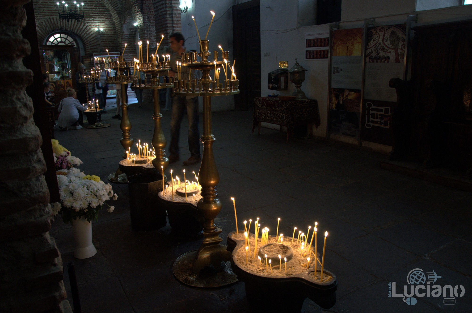 "Interno Chiesa Sveta Sofia - Храм ""Света София"" - Sofia - Bulgaria"