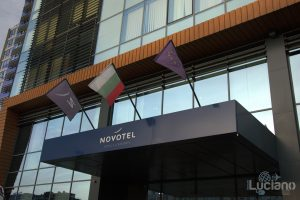 Novotel - Hotels and Resorts - Sofia - Bulgaria