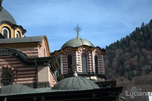 chiesa interna al Monastero di Rila, Рилски Манастир, Rilski Manastir - Sofia - Bulgaria