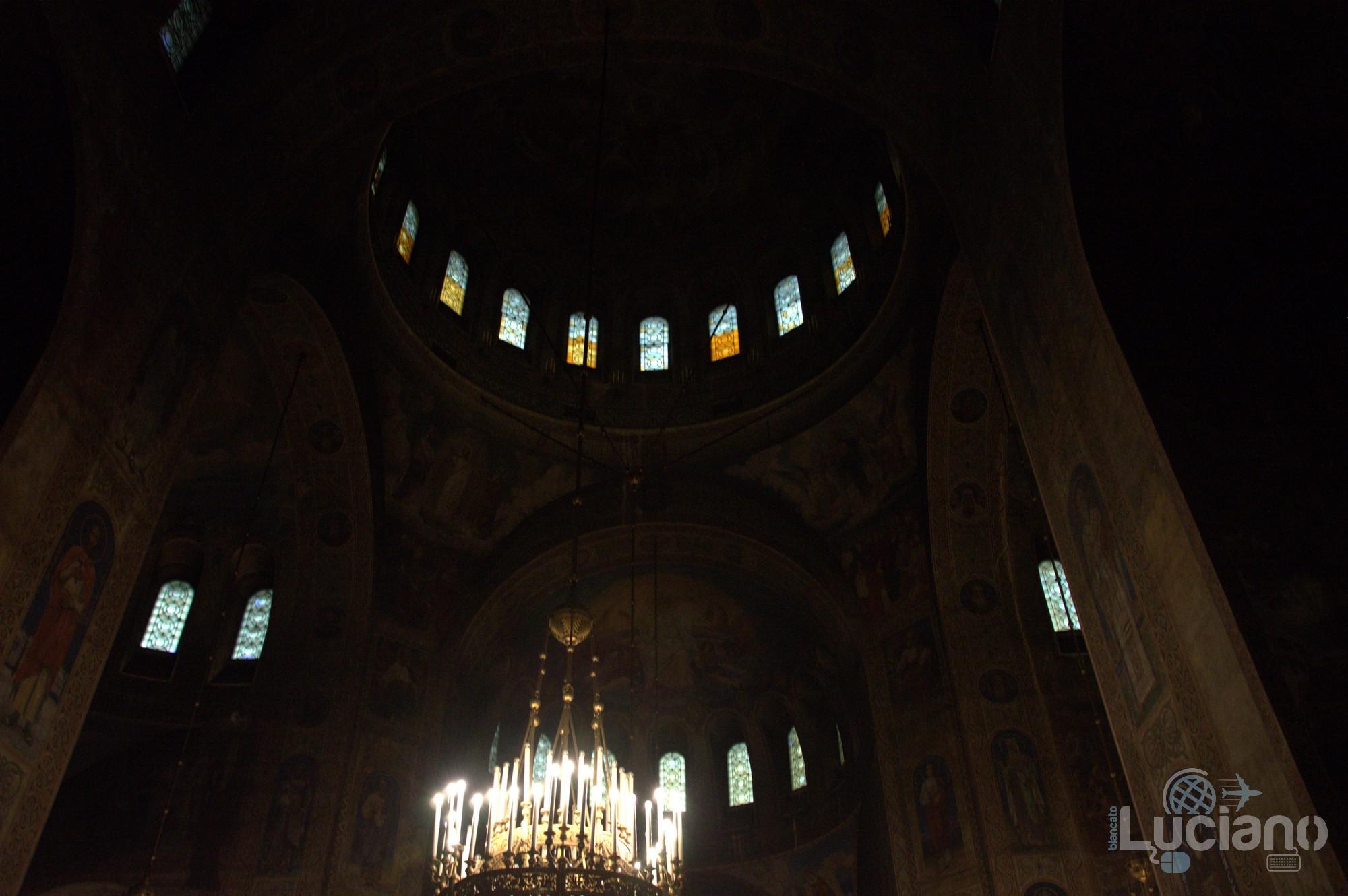 "interno - cattedrale Aleksandar Nevski - Sofia - Bulgaria Hram-Pametnik SV.Aleksandar Nevski Катедрала ""Свети Александър Невски"""