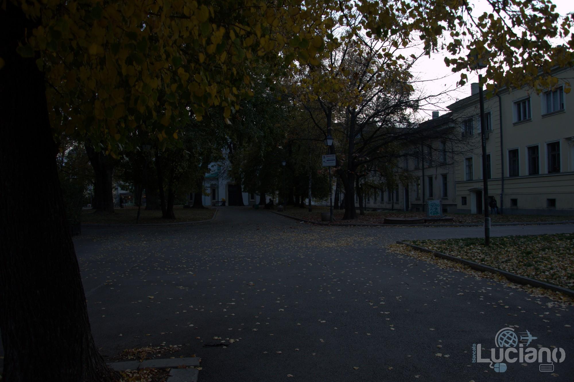 in giro per la città - Sofia - Bulgaria