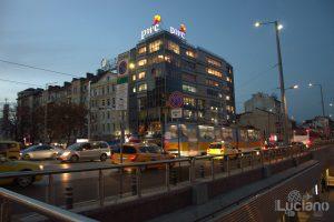 in giro per la città di Sofia - Bulgaria