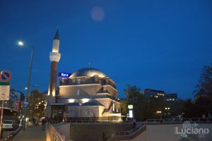 Banya Bashi Централна джамия на София - Sofia - Bulgaria