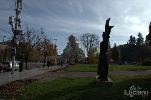 Main astronomical point of Bulgaria - Sofia - Bulgaria