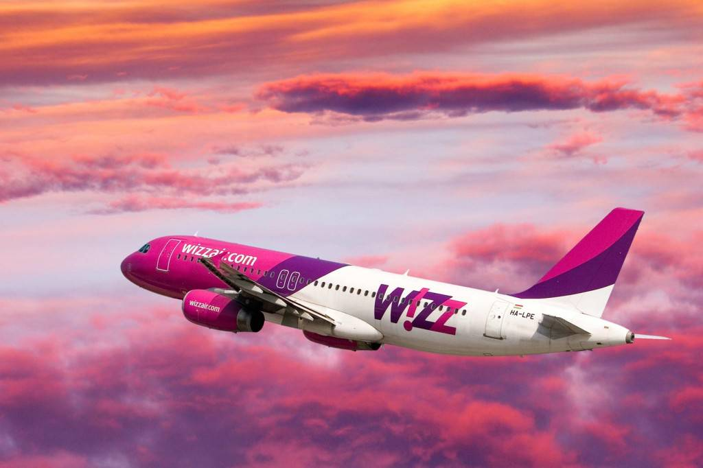 Come fare check-in online con Wizz Air