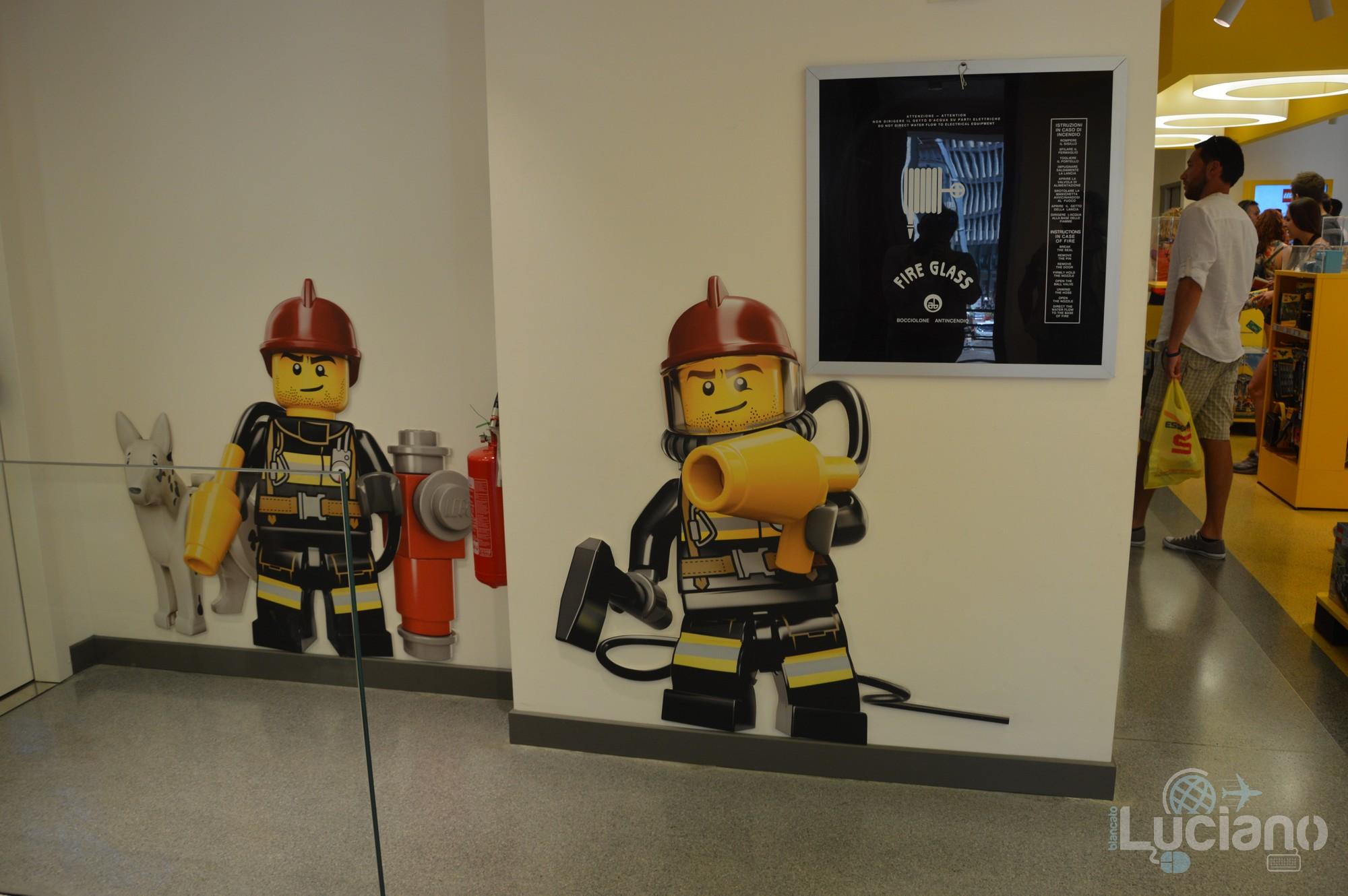 Lego Store - Milano - Lombardia - Italia