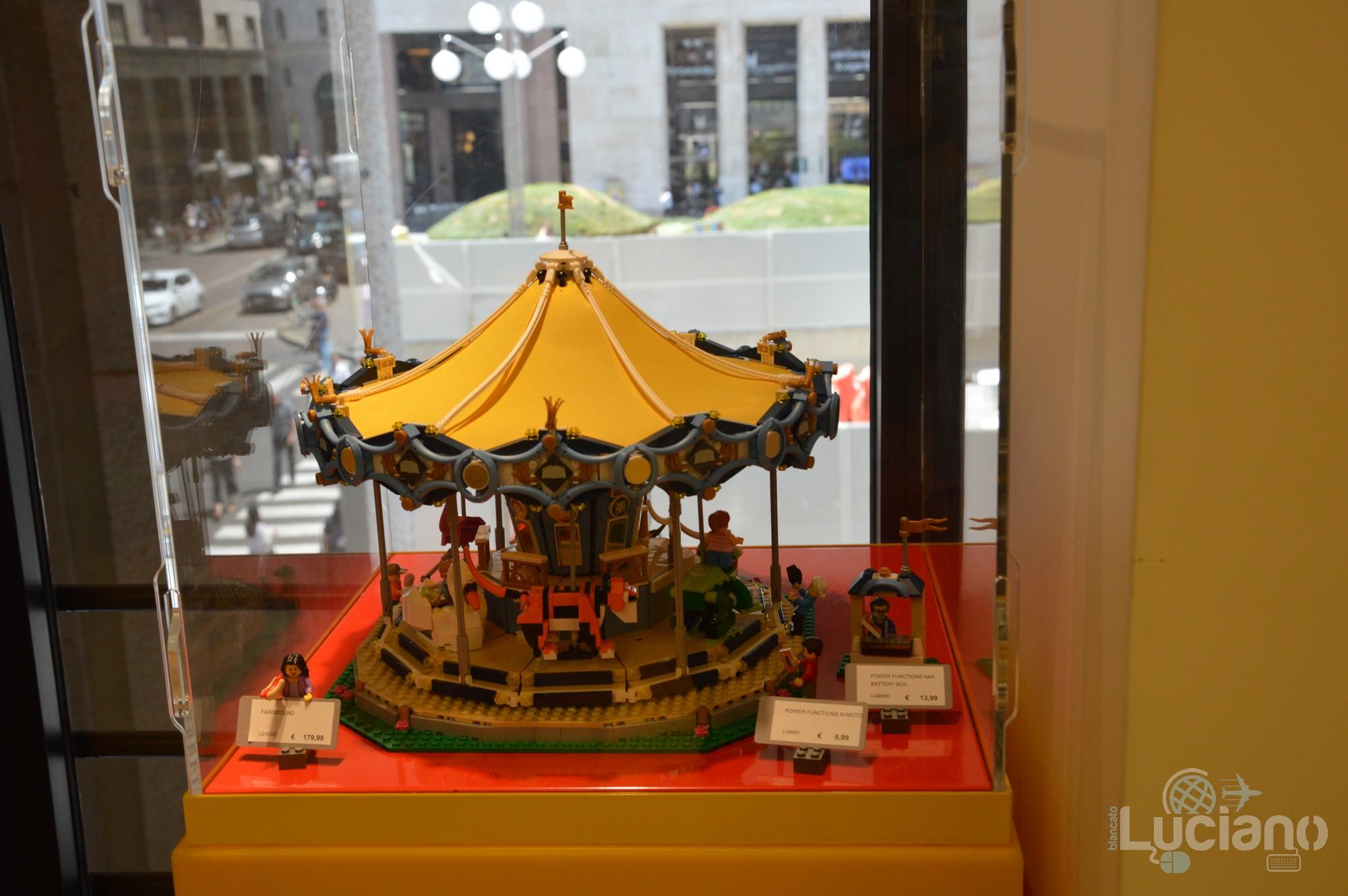 Lego Store - Modellino Carosello - Milano - Lombardia - Italia