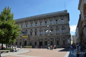 Palazzo Marino - Milano - Lombardia - Italia