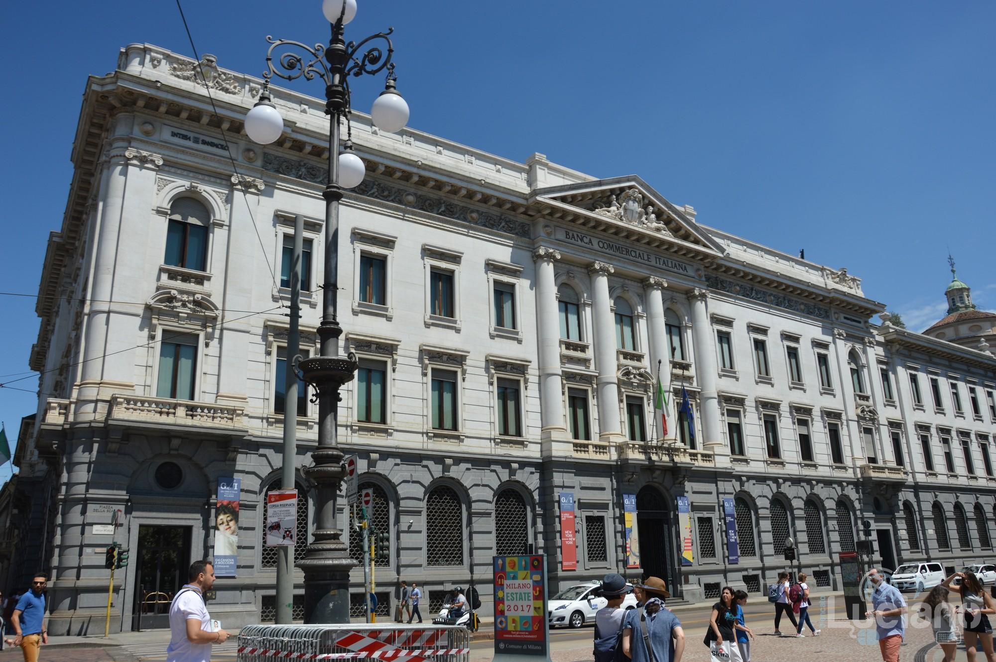 Banca Commerciale Italiana - Milano - Lombardia - Italia