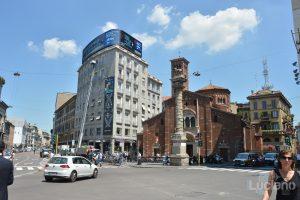 Basilica di San Babila - Milano - Lombardia - Italia