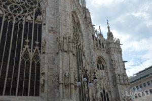 dettaglio del Duomo di Milano - Lombardia - Italia