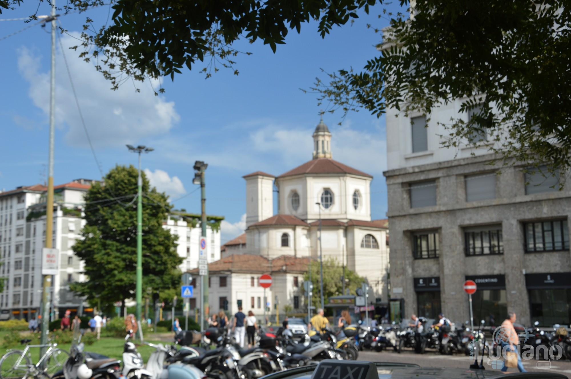 Santuario di San Bernardino alle Ossa - Milano - Lombardia - Italia