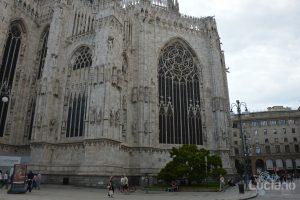 Scorci del Duomo di Milano - Lombardia - Italia