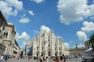 Piazza del Duomo, Milano, MI - Lombardia - Italia