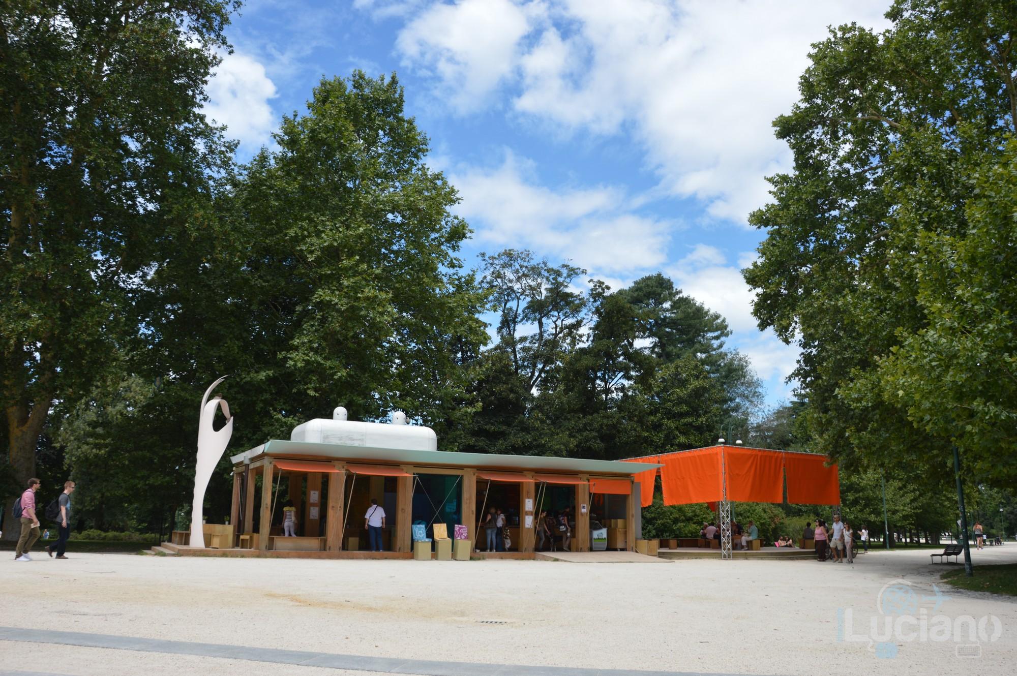 Milano - Parco Sempione - Lombardia - Italia
