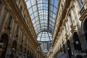 Galleria Vittorio Emanuele II, Piazza del Duomo, Milano, MI - Lombardia - Italia