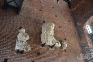 Milano - Castello Sforzesco, interno - Lombardia - Italia