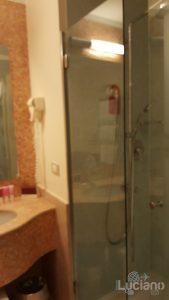 ENTERPRISE Hotel - Milano - dettaglio bagno