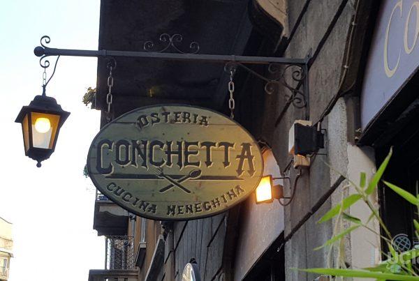 Osteria - Conchetta - Milano - Cucina Meneghina