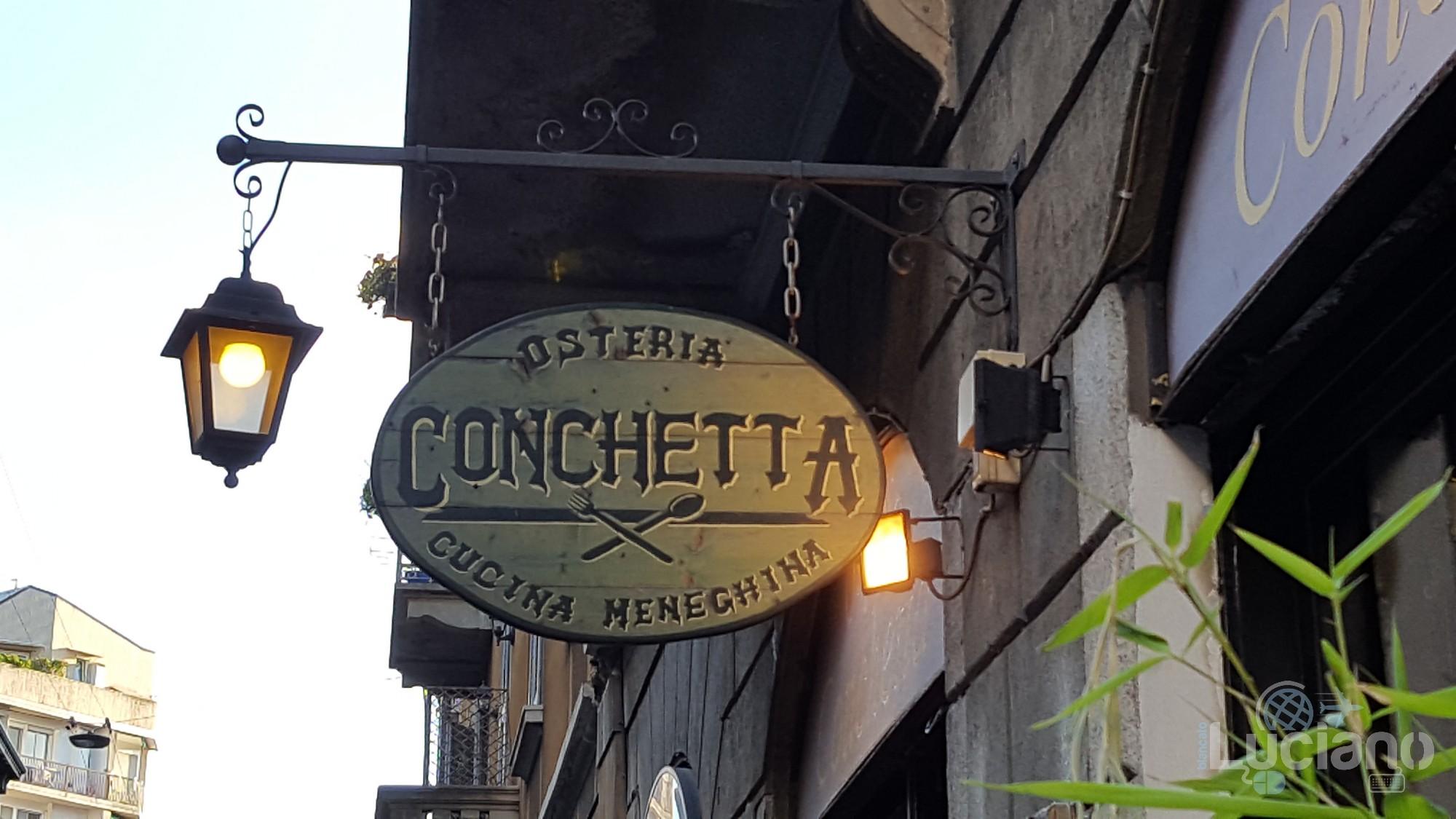 Osteria – Conchetta – Milano