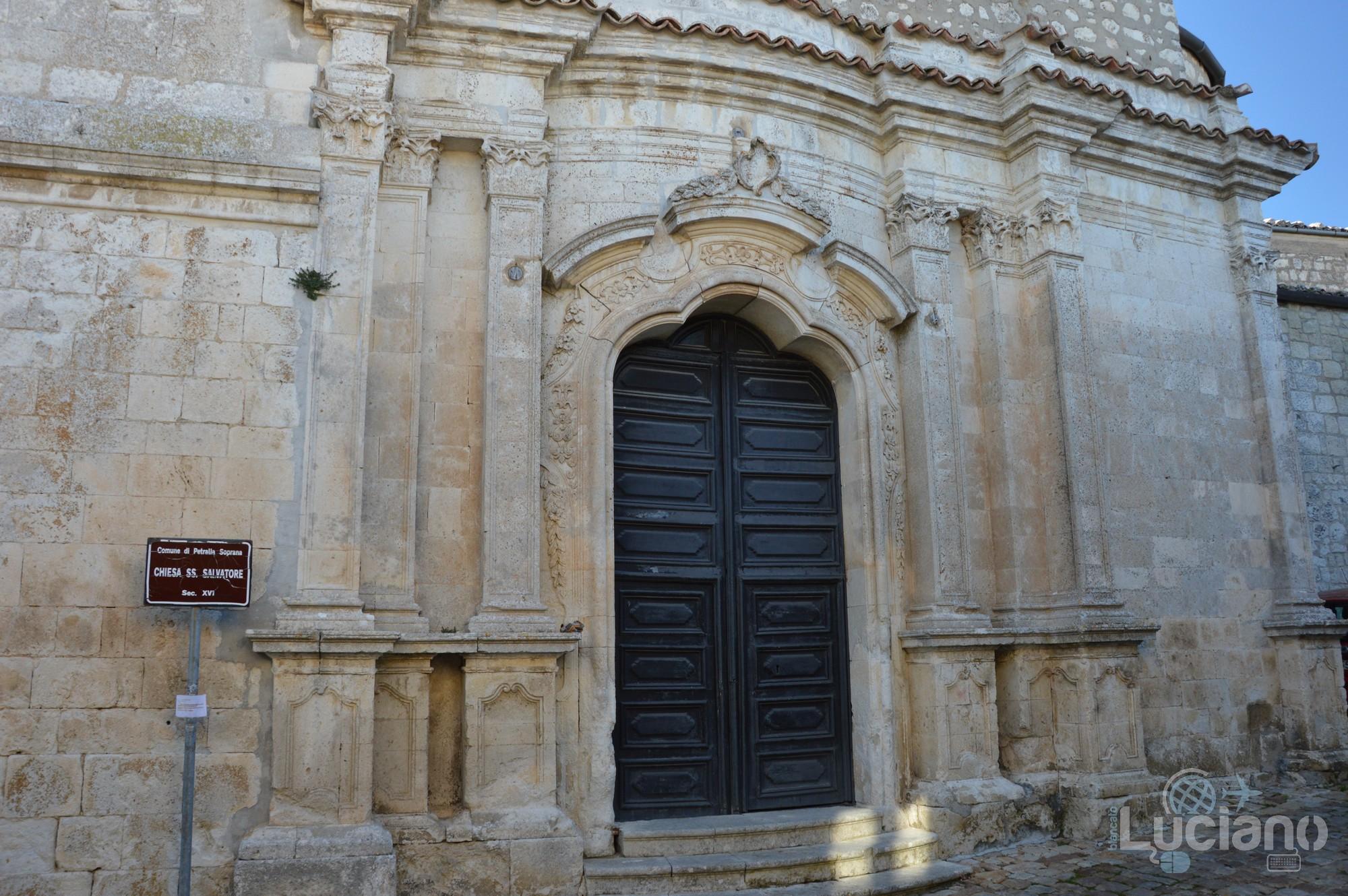 Chiesta Santissimo Salvatore a Petralia Soprana - Palermo -  I Borghi più belli d'Italia - Borgo più bello d'Italia 2018