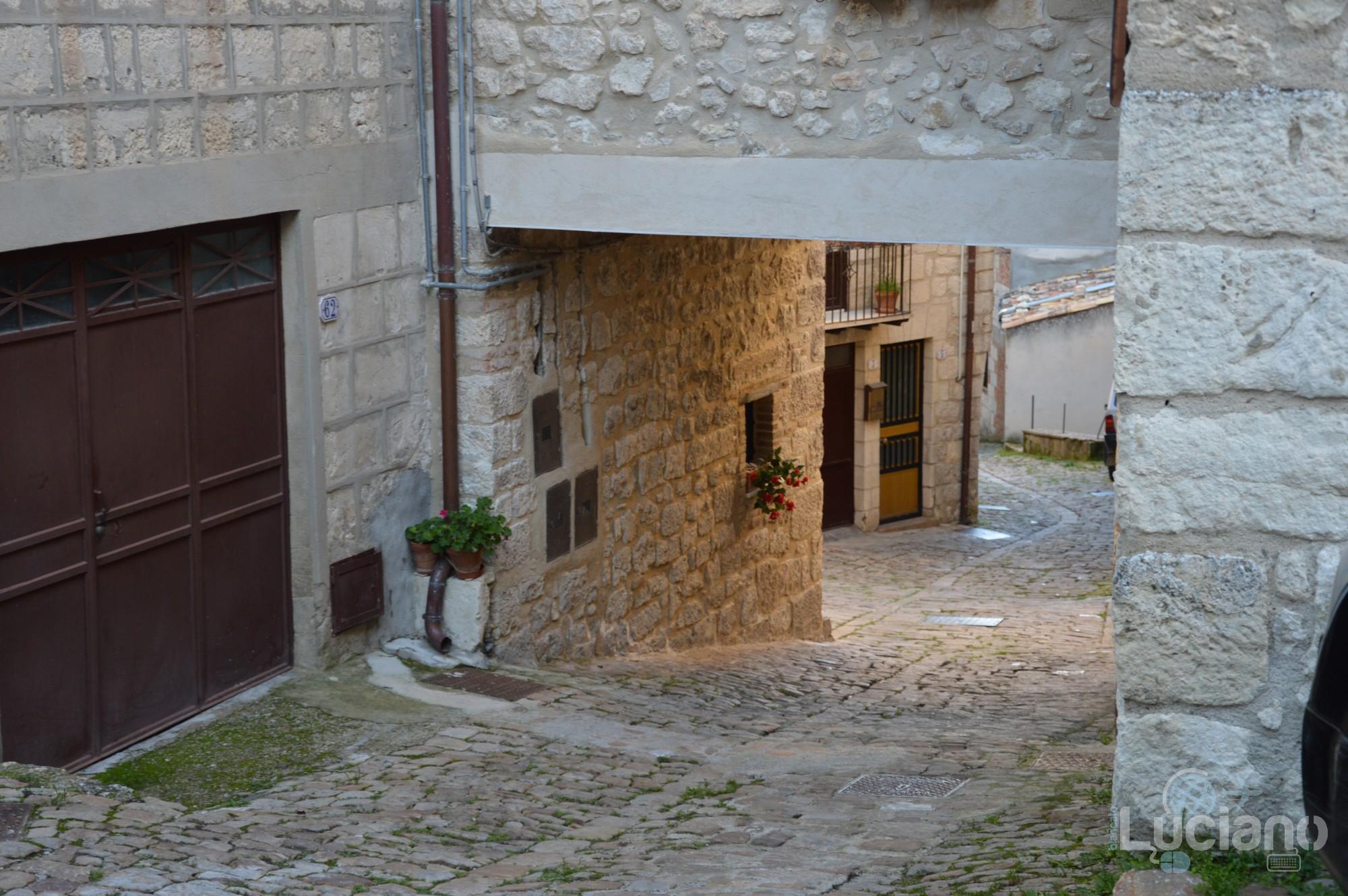 In giro per il borgo di Petralia Soprana - Palermo -  I Borghi più belli d'Italia - Borgo più bello d'Italia 2018