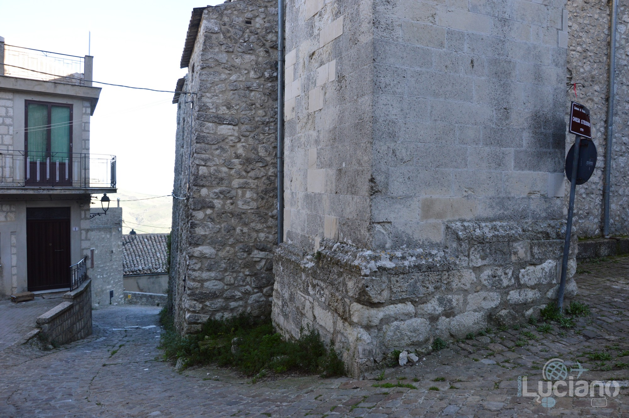 Chiesa S. Teodoro - Petralia Soprana - Palermo -  I Borghi più belli d'Italia - Borgo più bello d'Italia 2018