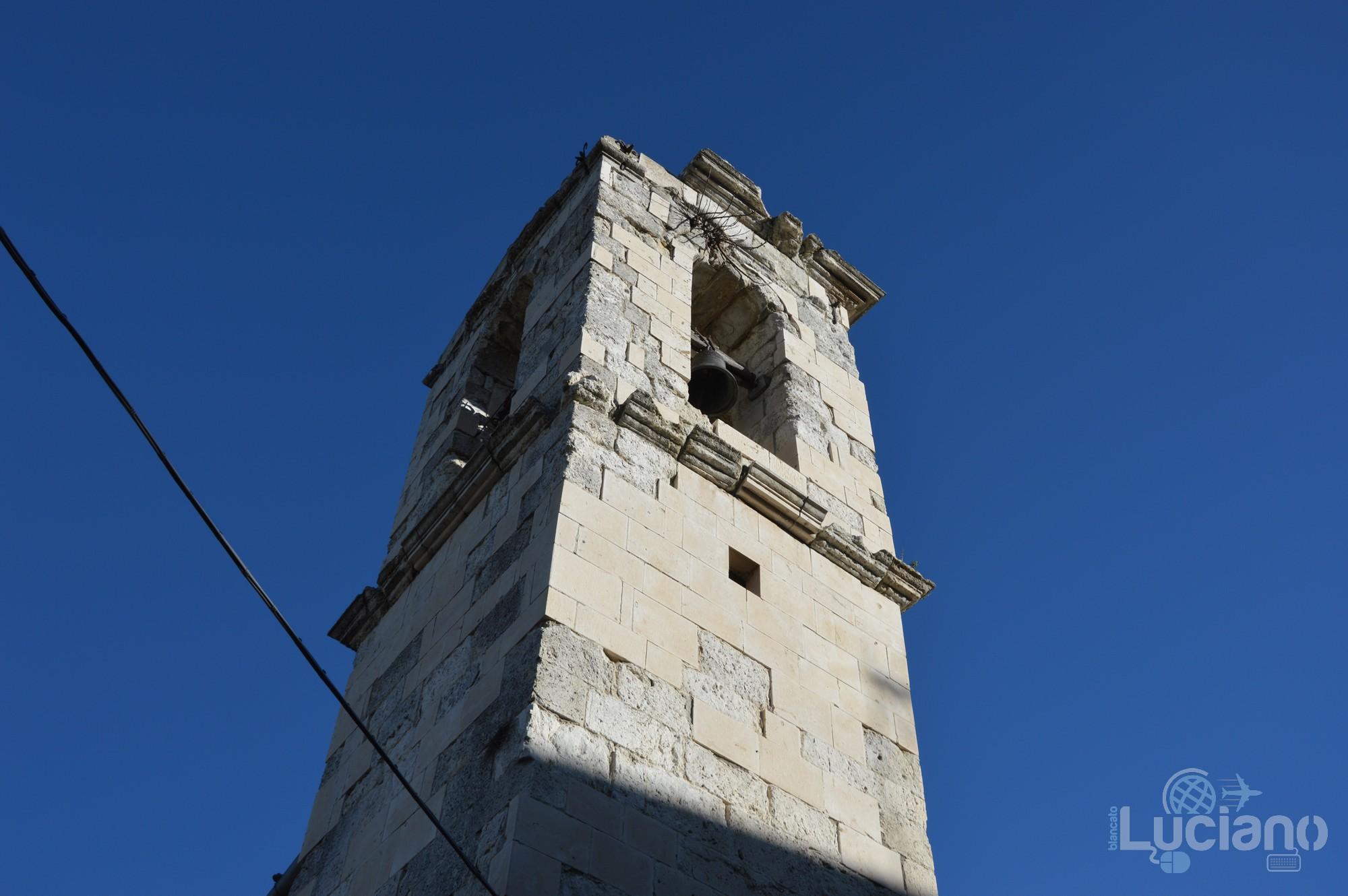 Campanile/Torre Chiesa S. Teodoro - Petralia Soprana - Palermo -  I Borghi più belli d'Italia - Borgo più bello d'Italia 2018