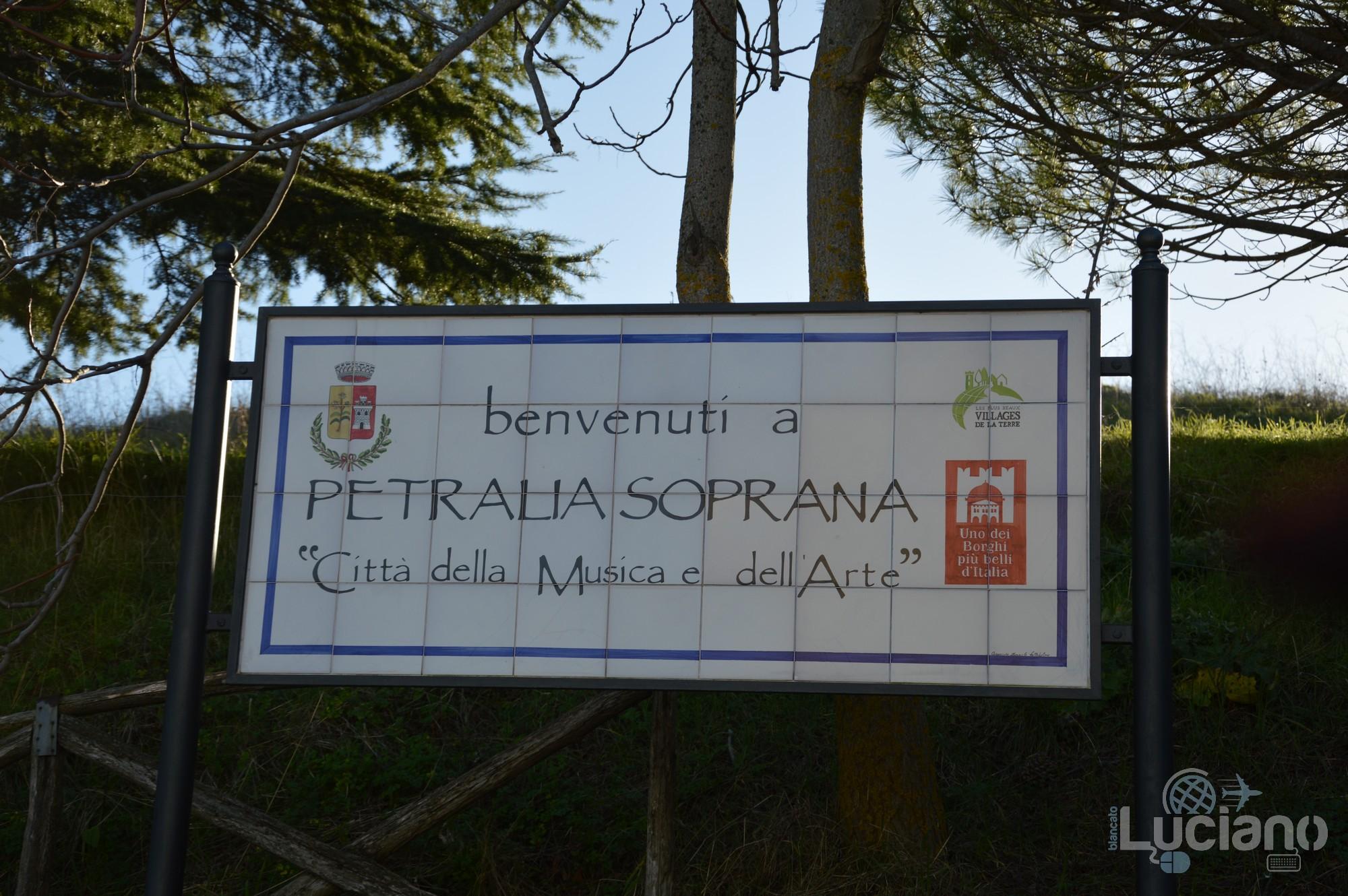 Petralia Soprana - Palermo - Città della Musica e dell'Arte - I Borghi più belli d'Italia - Borgo più bello d'Italia 2018