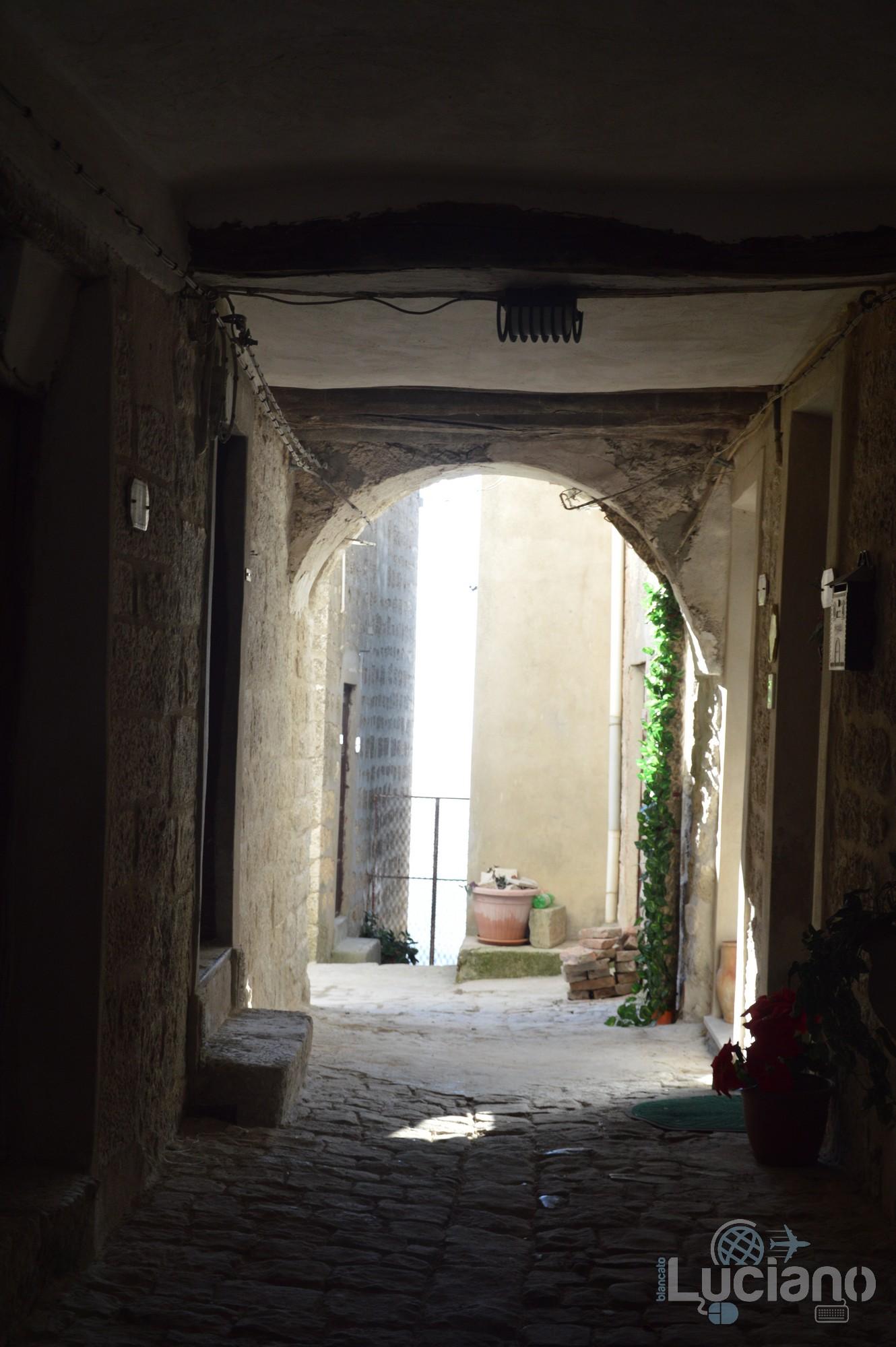 In giro per Petralia Soprana - Palermo -  I Borghi più belli d'Italia - Borgo più bello d'Italia 2018