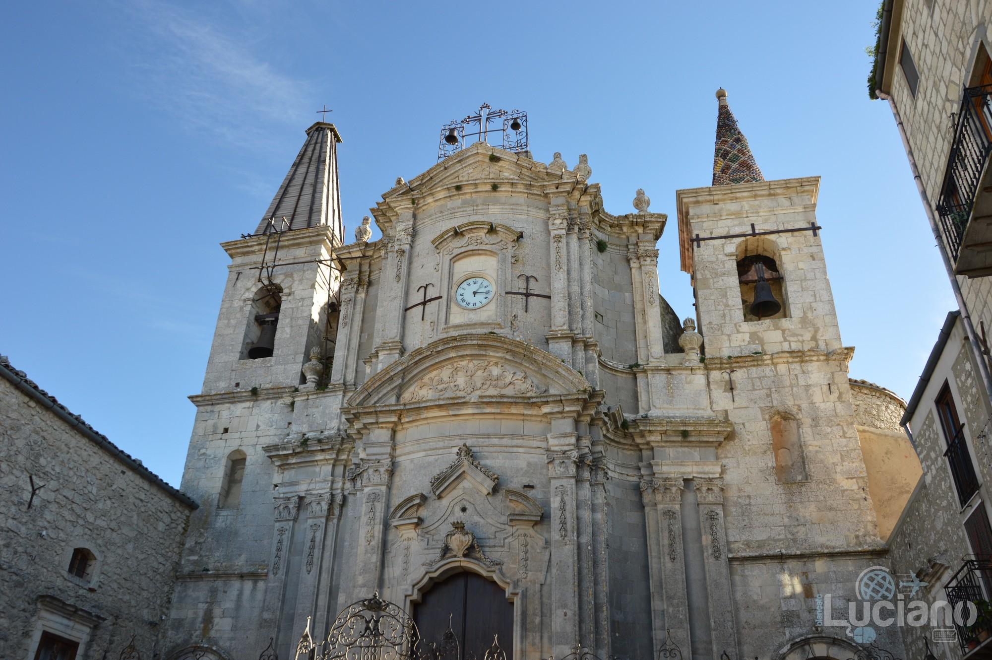 Chiesa di Santa Maria di Loreto a Petralia Soprana - Palermo -  I Borghi più belli d'Italia - Borgo più bello d'Italia 2018
