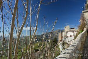 Vista da Santa Maria di Loreto a Petralia Soprana - Palermo -  I Borghi più belli d'Italia - Borgo più bello d'Italia 2018