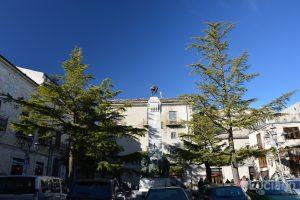 Piazza del Popolo a Petralia Soprana - Palermo -  I Borghi più belli d'Italia - Borgo più bello d'Italia 2018