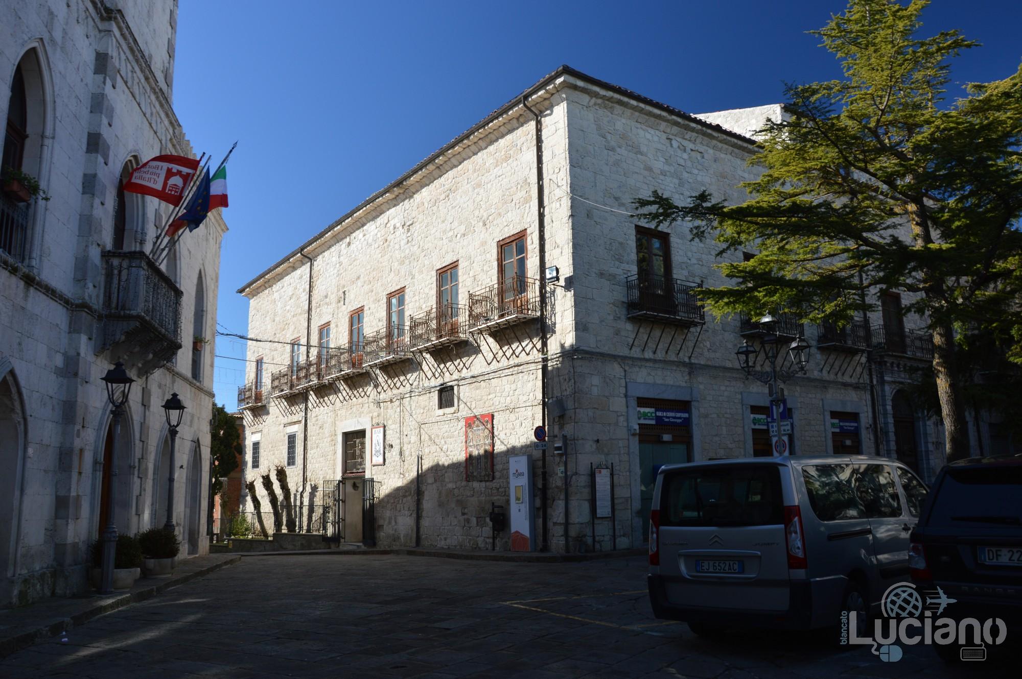 Palazzo del Comune di Petralia Soprana - Palermo - I Borghi più belli d'Italia - Borgo più bello d'Italia 2018